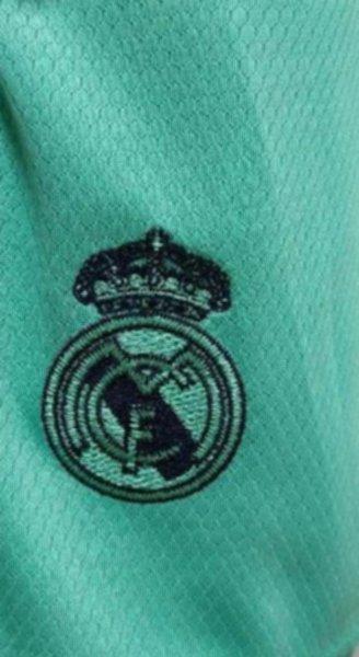 форма Real Madrid(длинный рукав)(2019-2020)(резервная)(Лига Чемпионов)полиэстер 100%