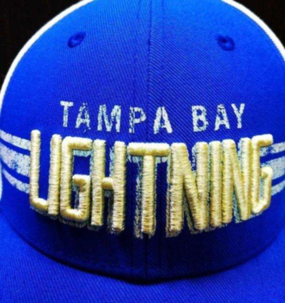 бейсболка Tampa Bay Lightning