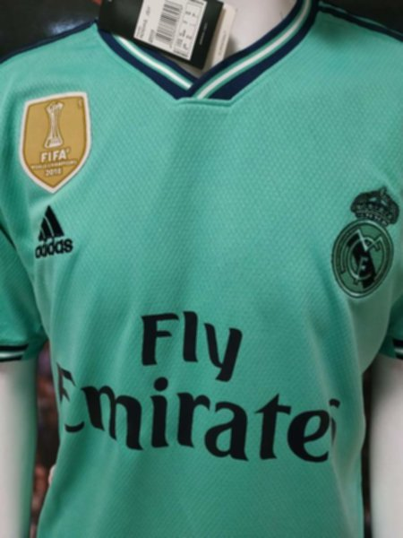 форма Real Madrid (2019-2020) (резервная)Лига Чемпионов