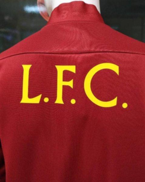 мастерка Liverpool NB(2019-2020)