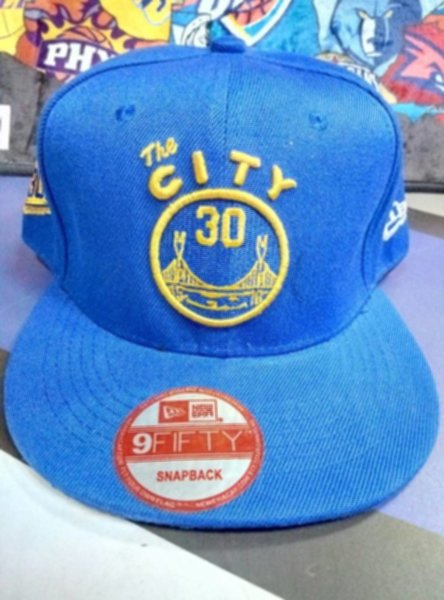 снэпбэк Golden State Warriors Curry №30