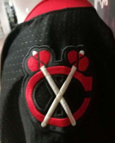 свитер Chicago Blackhawks №88 KANE  adidas