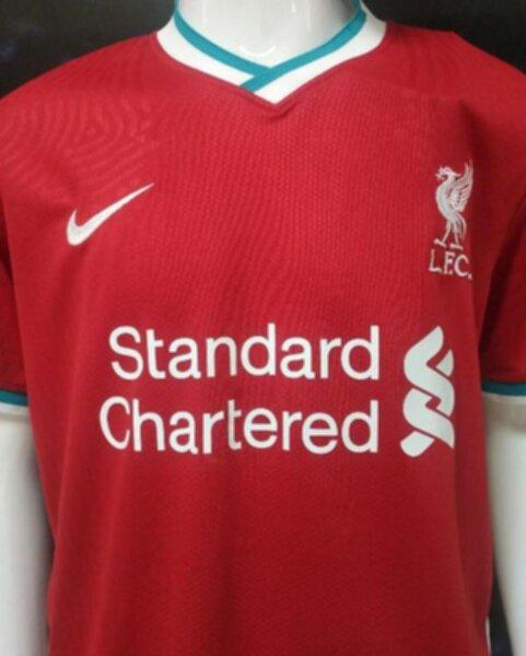 форма Liverpool   2020-2021  домашняя