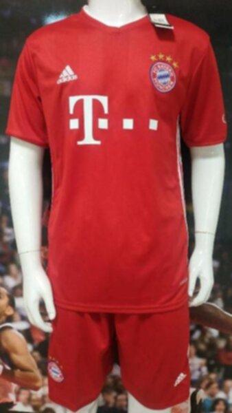 форма Bayern Munchen (2020-2021) домашняя