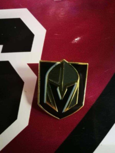 значок Vegas Golden Knights(№0684)