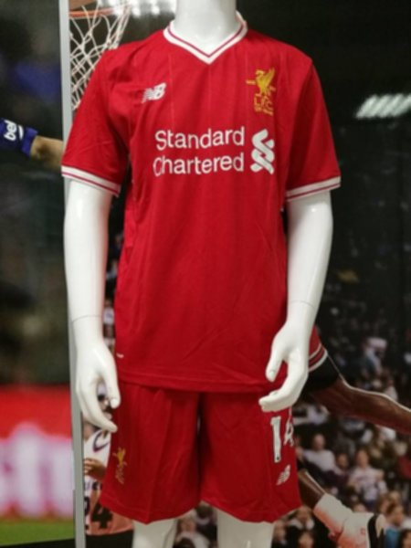 Forma Liverpool 14 Henderson 2017 2018