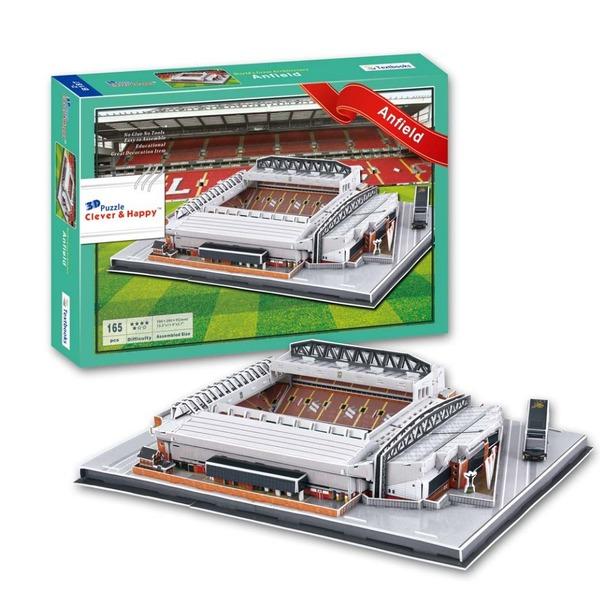 пазл Anfield 3D(38,5cm x 30cm x 12cm)