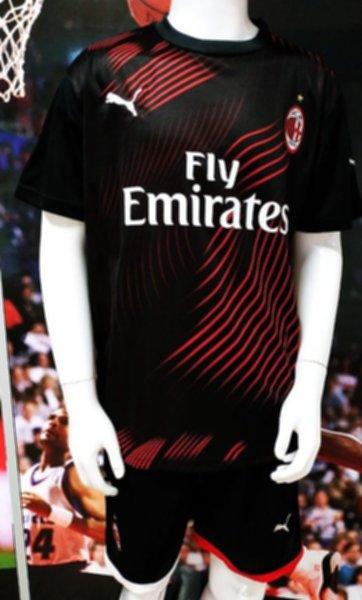форма AC Milan (2019-2020)(резервная)