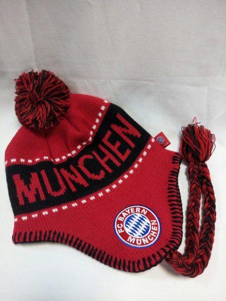 шапка FC Bayern Munchen(акрил 100%)