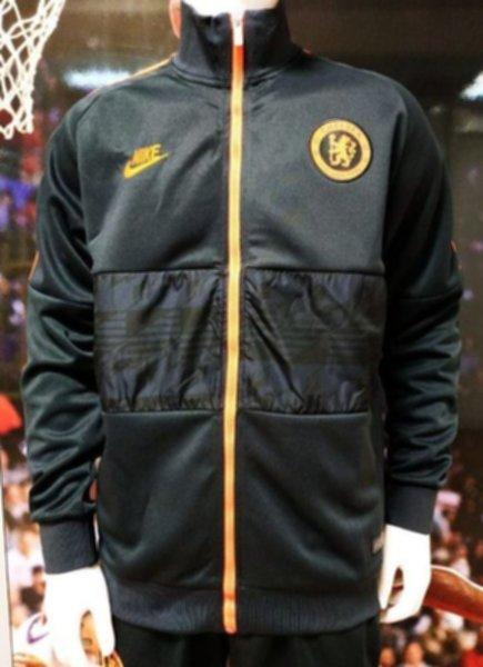 спортивный костюм  Chelsea(2019-2020)(полиэстер 100%)