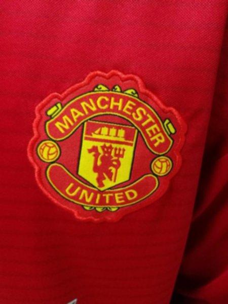 форма Manchester United(длинный рукав)(2018-19)(домашняя)