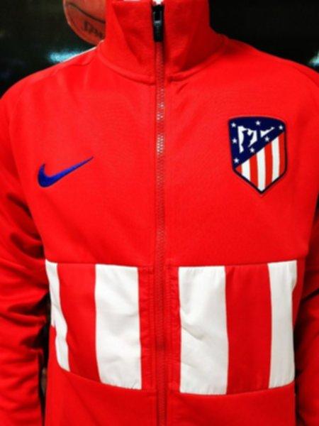 мастерка Atletico Madrid  2019