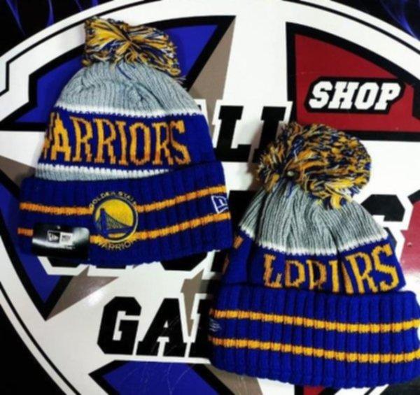 шапка Golden State Warriors(акрил 100%)