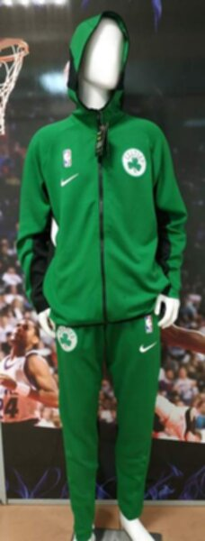 спортивный костюм Boston Celtics  Nike полиэстер 100%