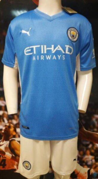 форма  Manchester City   2021-2022  домашняя