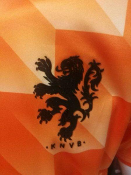 майка сборной Голландии(ретро)(1988)