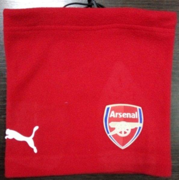 баф(шарф-горловина)Arsenal(акрил 100%)