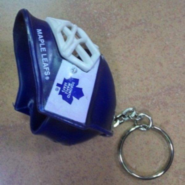 брелок Toronto Maple Leafs (6см х 4см)