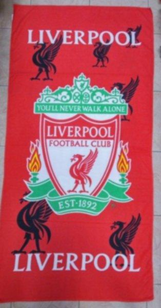 полотенце Liverpool(140см х 70см)(полиэстер 100%)