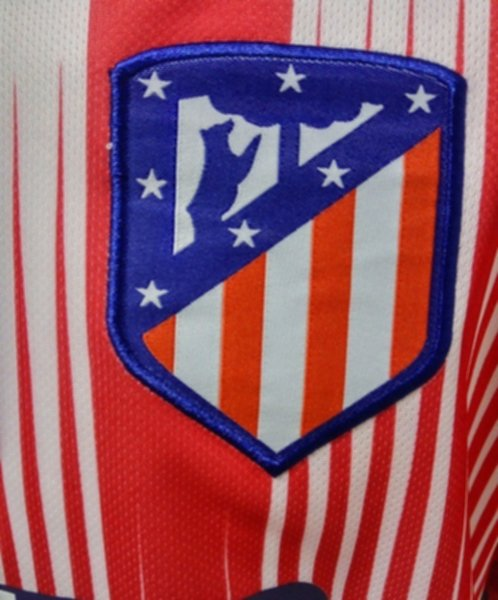 форма Atletico Madrid №7 GRIEZMANN(домашняя)(2018-2019)