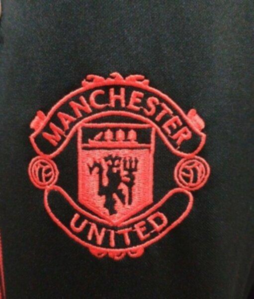 тренировочный костюм  Manchester United 2020-21 Adidas полиэстер 100%