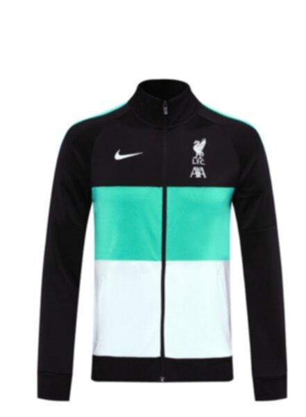 мастерка Liverpool  2020-2021 Nike полиэстер 100%