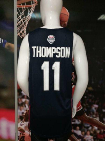 майка сборной США №11 THOMPSON