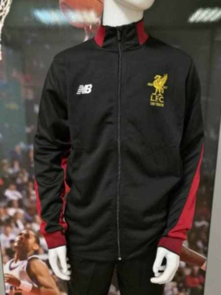 мастерка Liverpool NB(2017-2018)