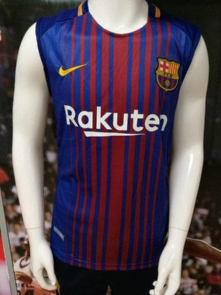 майка тренировочная Barcelona(домашняя)(2017-2018)