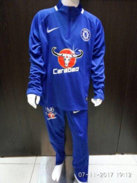 тренировочный(детский) костюм Chelsea(2017-2018)