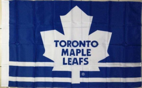 флаг Toronto Maple Leafs(150см х 90см)