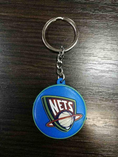 брелок Brooklyn Nets  пвх