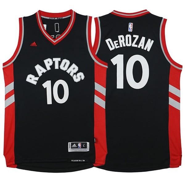 майка баскетбольная  Toronto Raptors №10 DeROZAN adidas