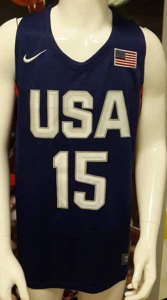 майка сборной США №15 ANTHONY