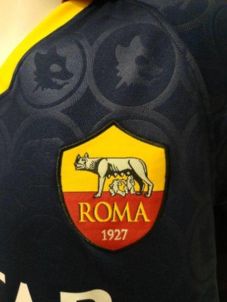 форма AS Roma (2019-2020) (резервная)полиэстер 100%
