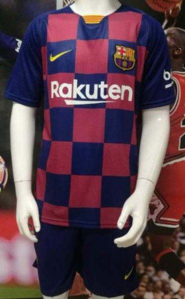 форма Barcelona (домашняя)(2019-2020)
