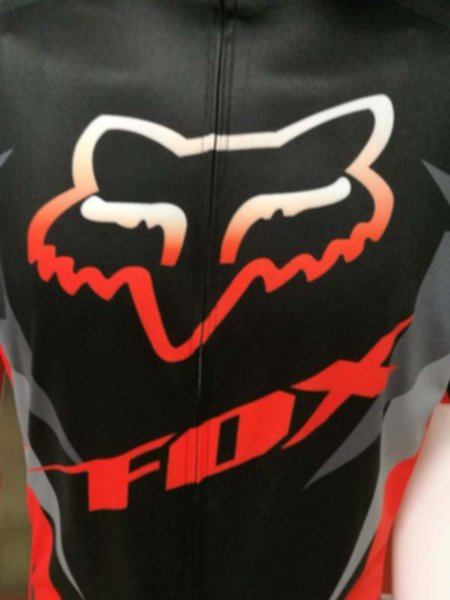 велоформа FOX