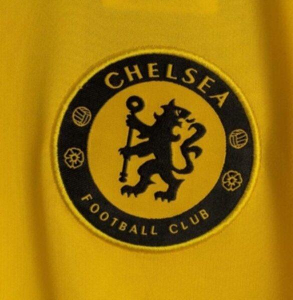 майка Chelsea  2021-2022  гостевая полиэстер 100%