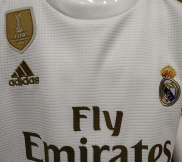 форма детская Real Madrid №7 HAZARD(2019-2020) (домашняя)
