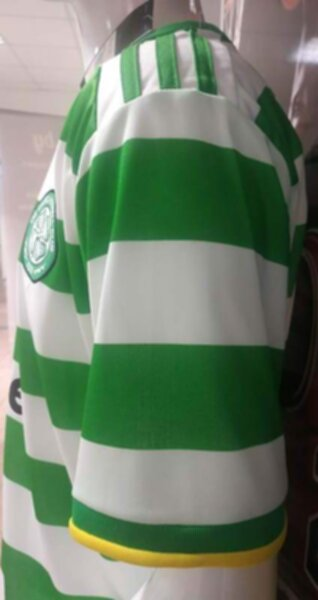 форма Celtic  домашняя 2020-2021 полиэстер 100%