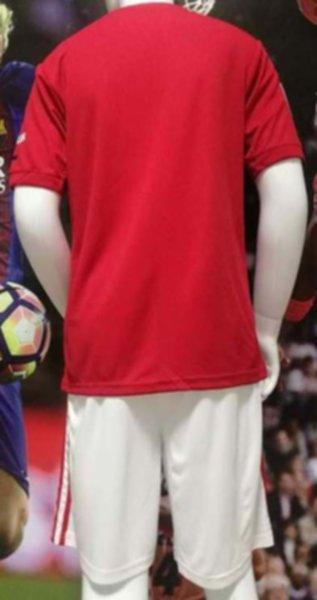 форма Manchester United (2019-2020) (домашняя)