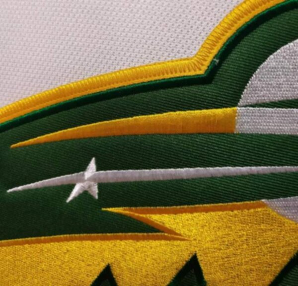 свитер хоккейный  Minnesota Wild №97 KAPRIZOV