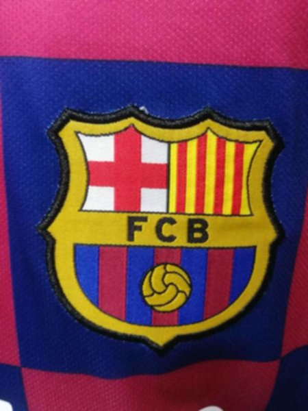 форма Barcelona №10 MESSI (2019-2020)(домашняя)