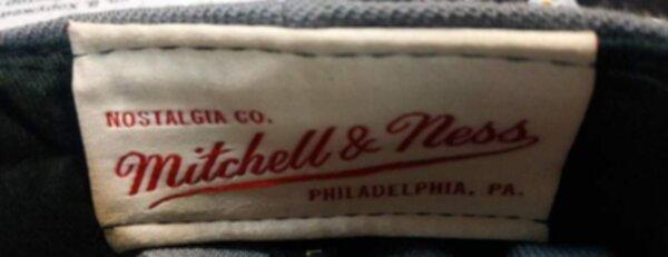 снэпбэк San Antonio Spurs Mitchell & Ness