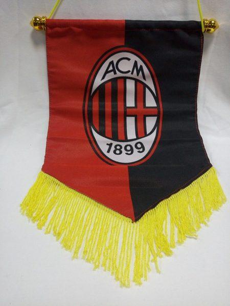 вымпел AC Milan  30 см х 20 см