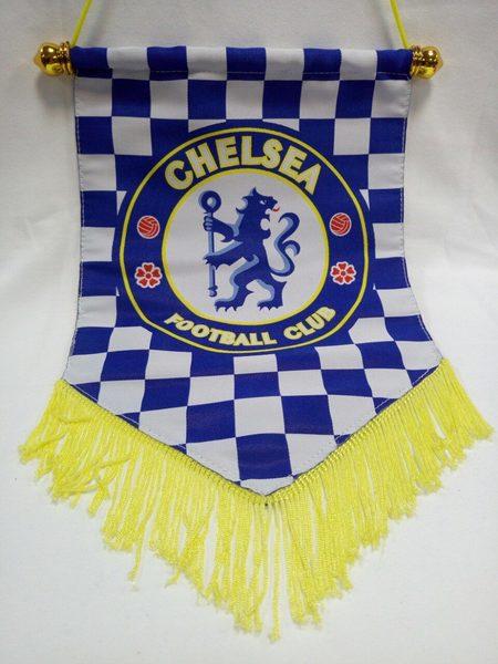 вымпел Chelsea  30 см х 20 см