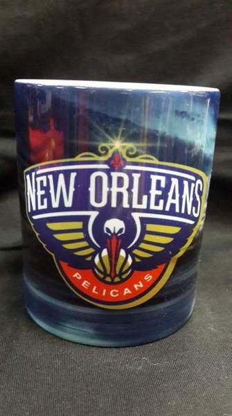 кружка New Orleans Pelicans(300мл.)
