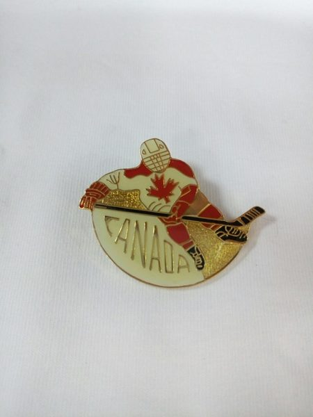 значок Canada(№0027)