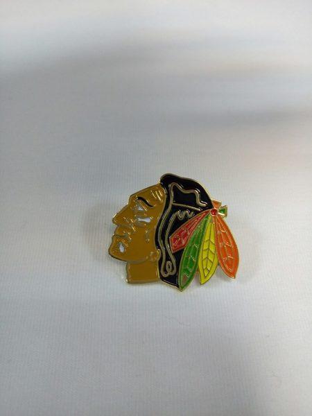 значок Chicago Blackhawks(№0028)
