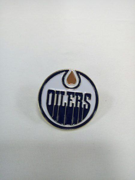 значок Edmonton Oilers(№0033)